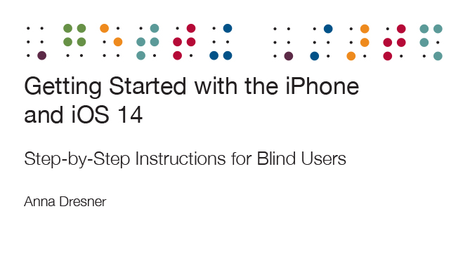 Getting Started with the iPhone and iOS 14